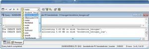 Menjalankan Database