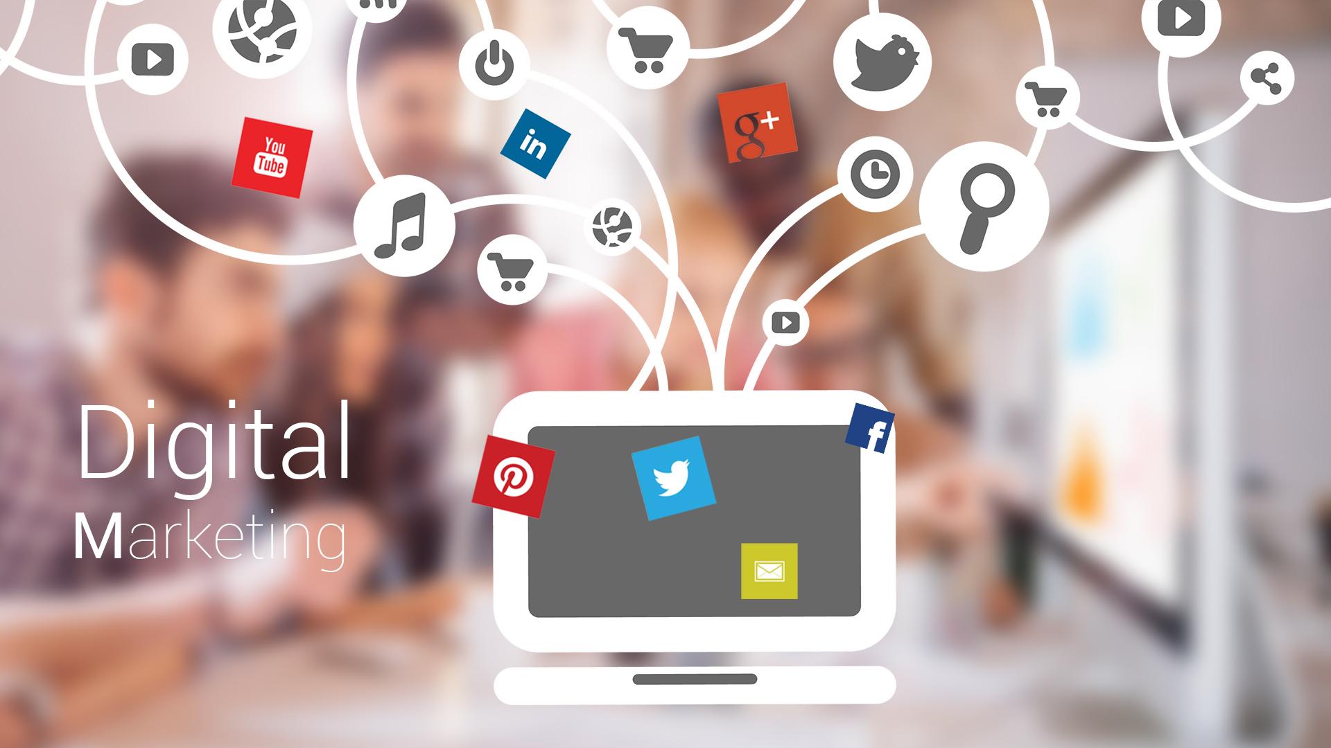 Pengertian Dan Keuntungan Digital Marketing