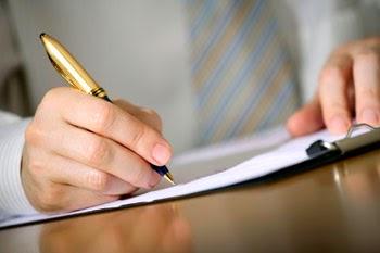 Surat Perjanjian Hutang Piutang Beserta Penulisannya