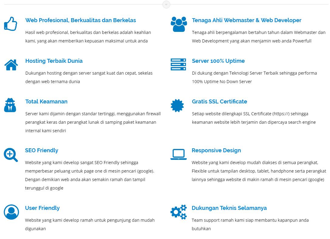 web developer jasa web profesional dan berkualitas herugan