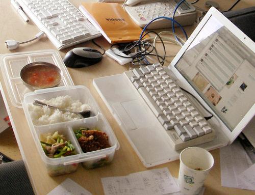 Menu Makan Siang Sehat yang Sayang untuk Dilewatkan
