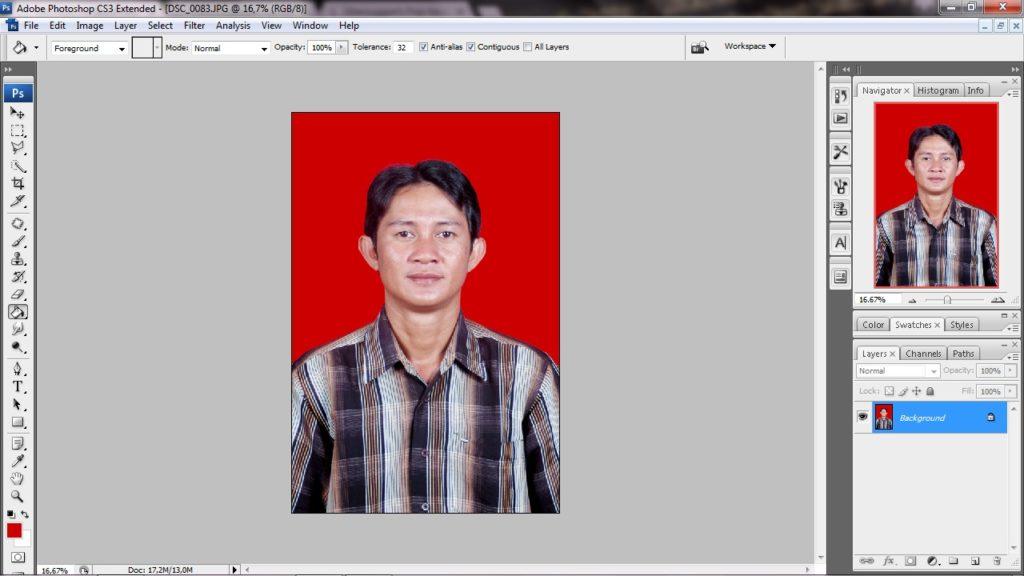 Tutorial Photoshop Cara Menghaluskan Wajah Mudah Dan Cepat