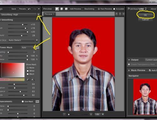 Tutorial Photoshop : Cara Menghaluskan Wajah MUDAH Dan CEPAT
