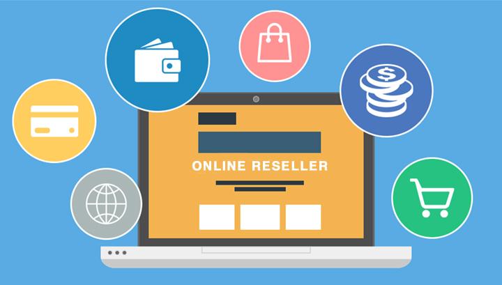 Teknik Jitu Reseller Online Shop Tanpa Modal, OMSET Meroket