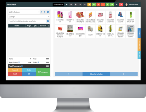 Aplikasi Kasir Online Untuk Toko dan Aneka Jenis Usaha